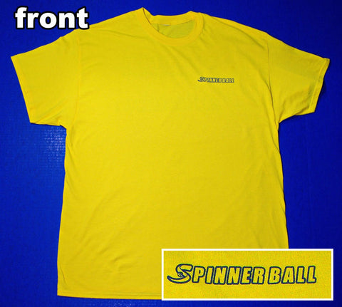 Spinnerball Tee Shirt  (2XL)