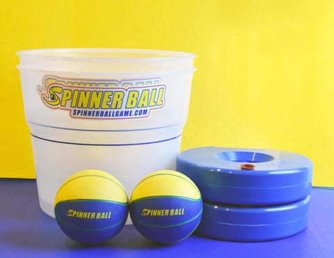 SPINNERBALL PRO  includes free shippng to continental US