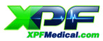 XPF Medical website logo - Auxetic Foam Medical Devices