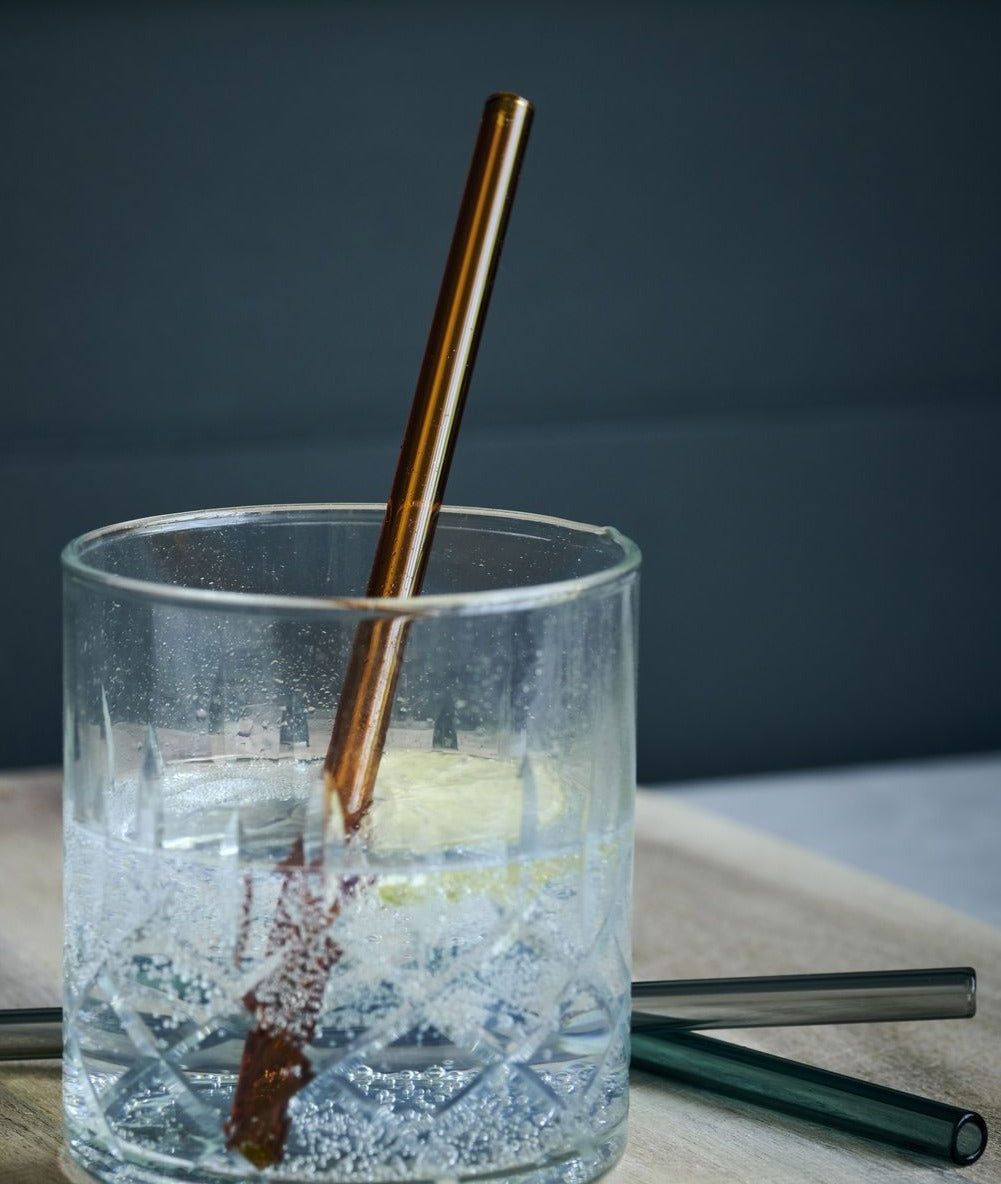 Glass Straws - Set