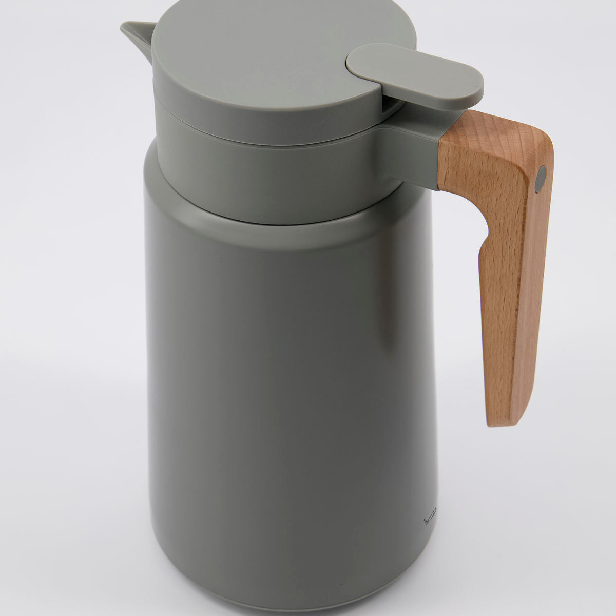 Grey Cole Coffee Thermos