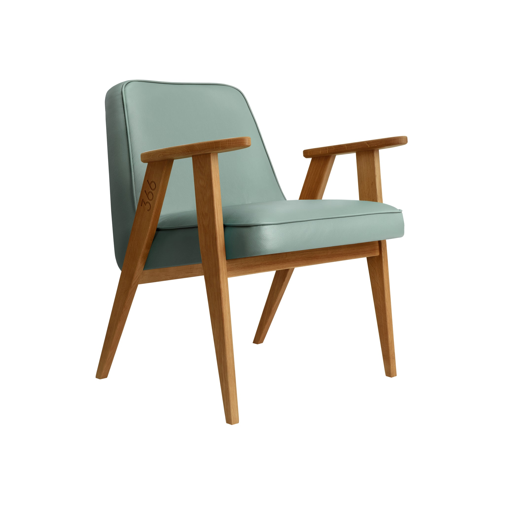 366 Series Armchair - Mid Century Design