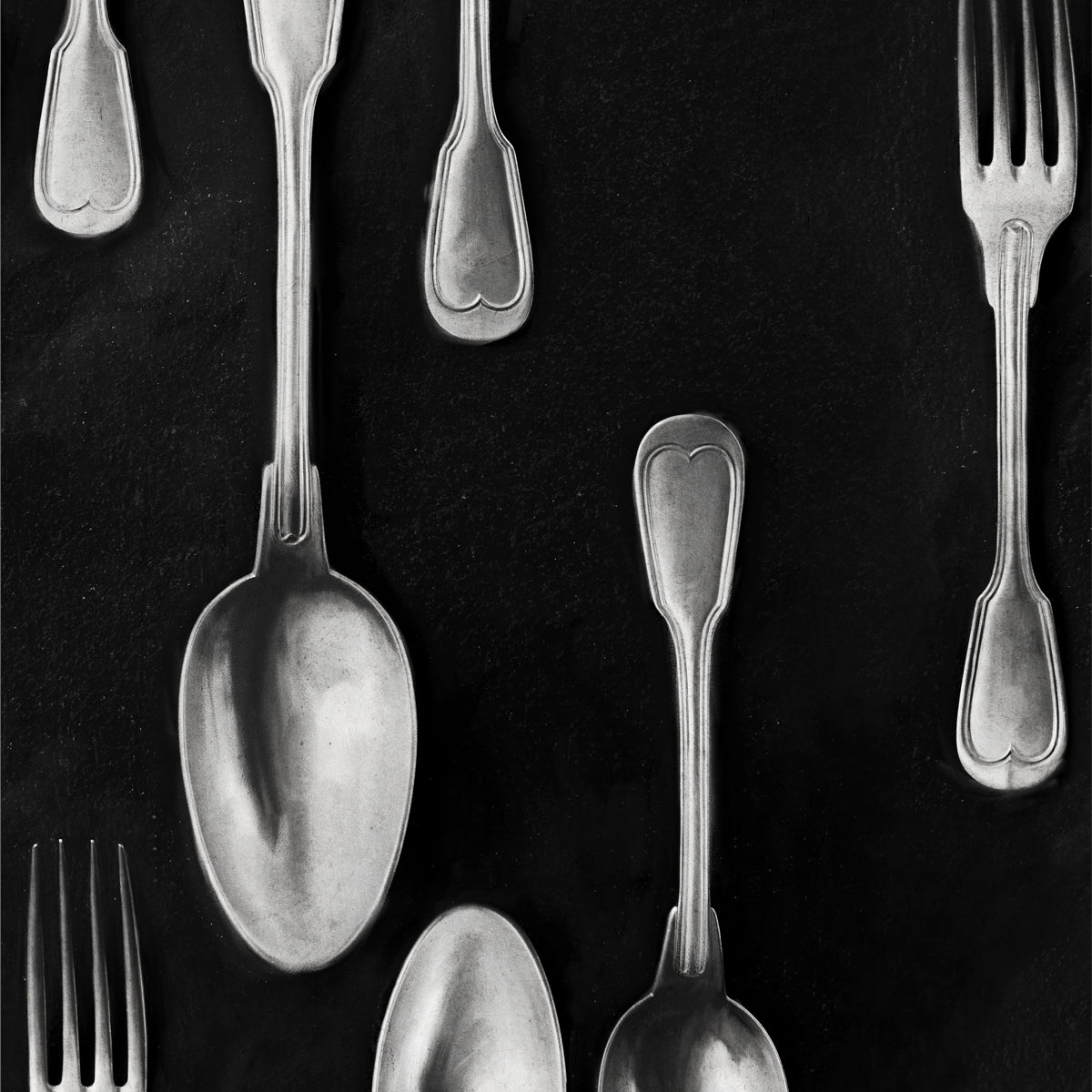 Cutlery Wallpaper