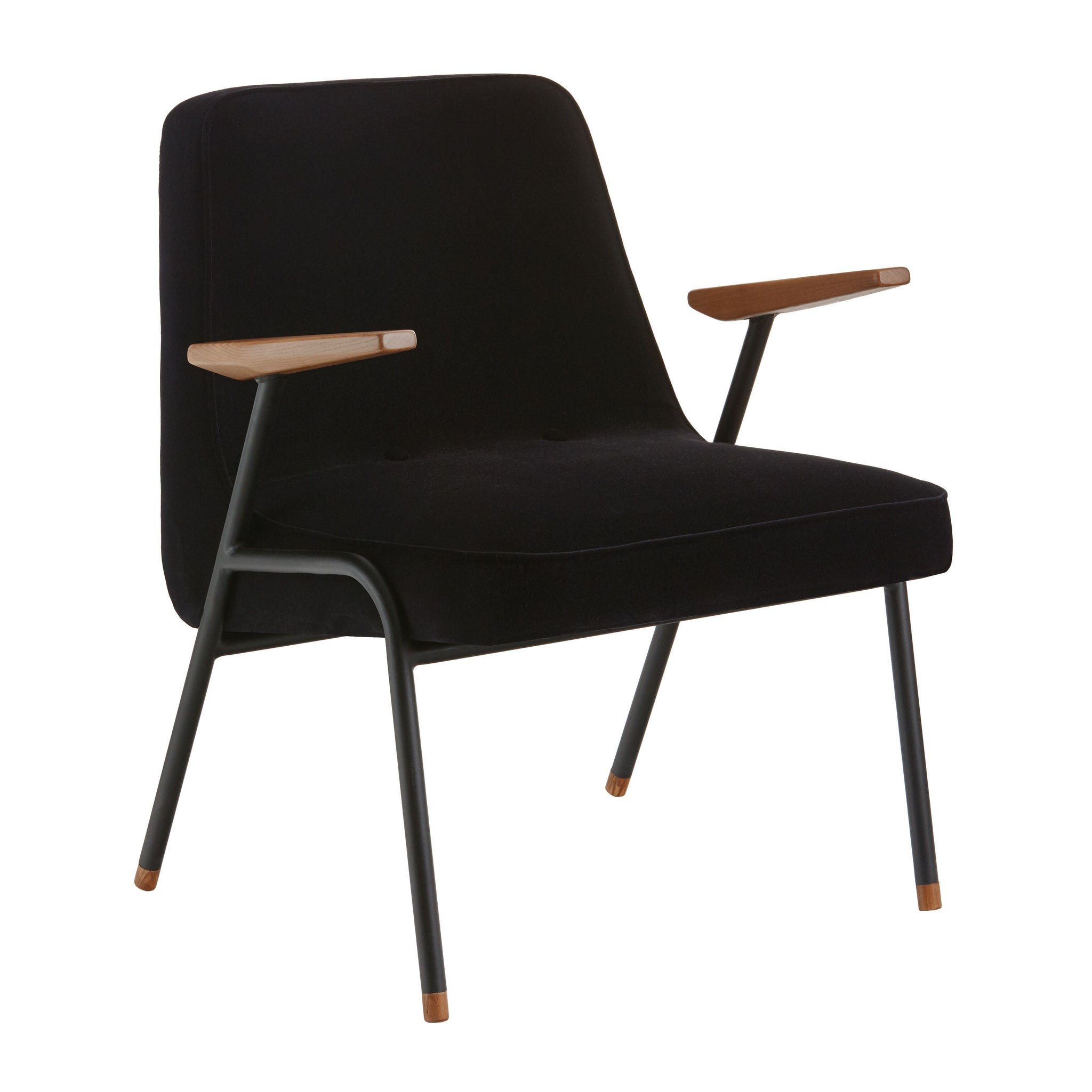 Metal 366 Series Armchair - Mid Century Design