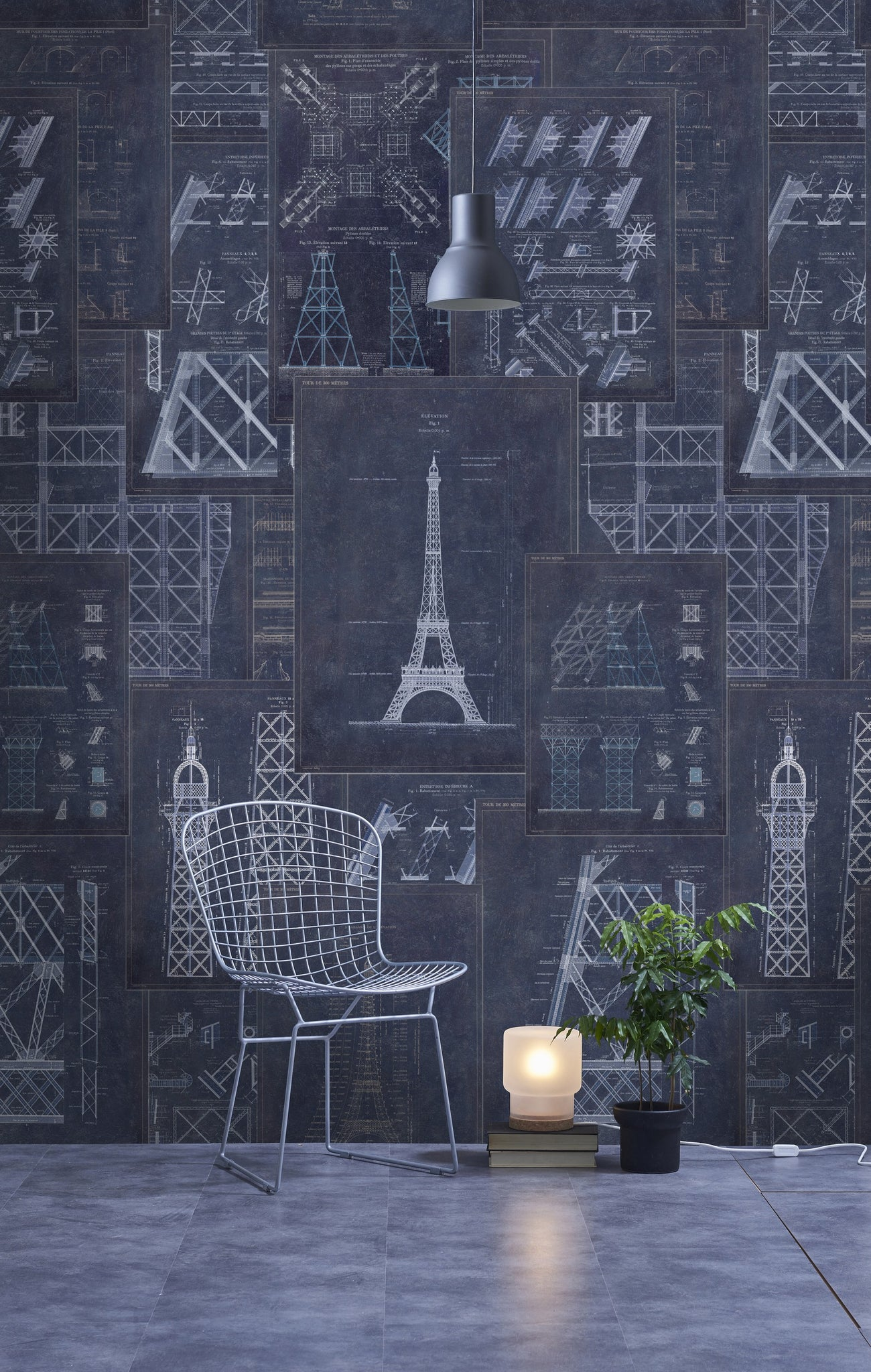 Grand Eiffel Wallpaper