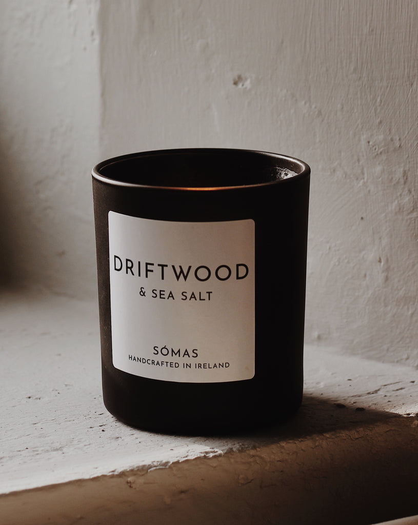 Driftwood and Sea Salt Candle