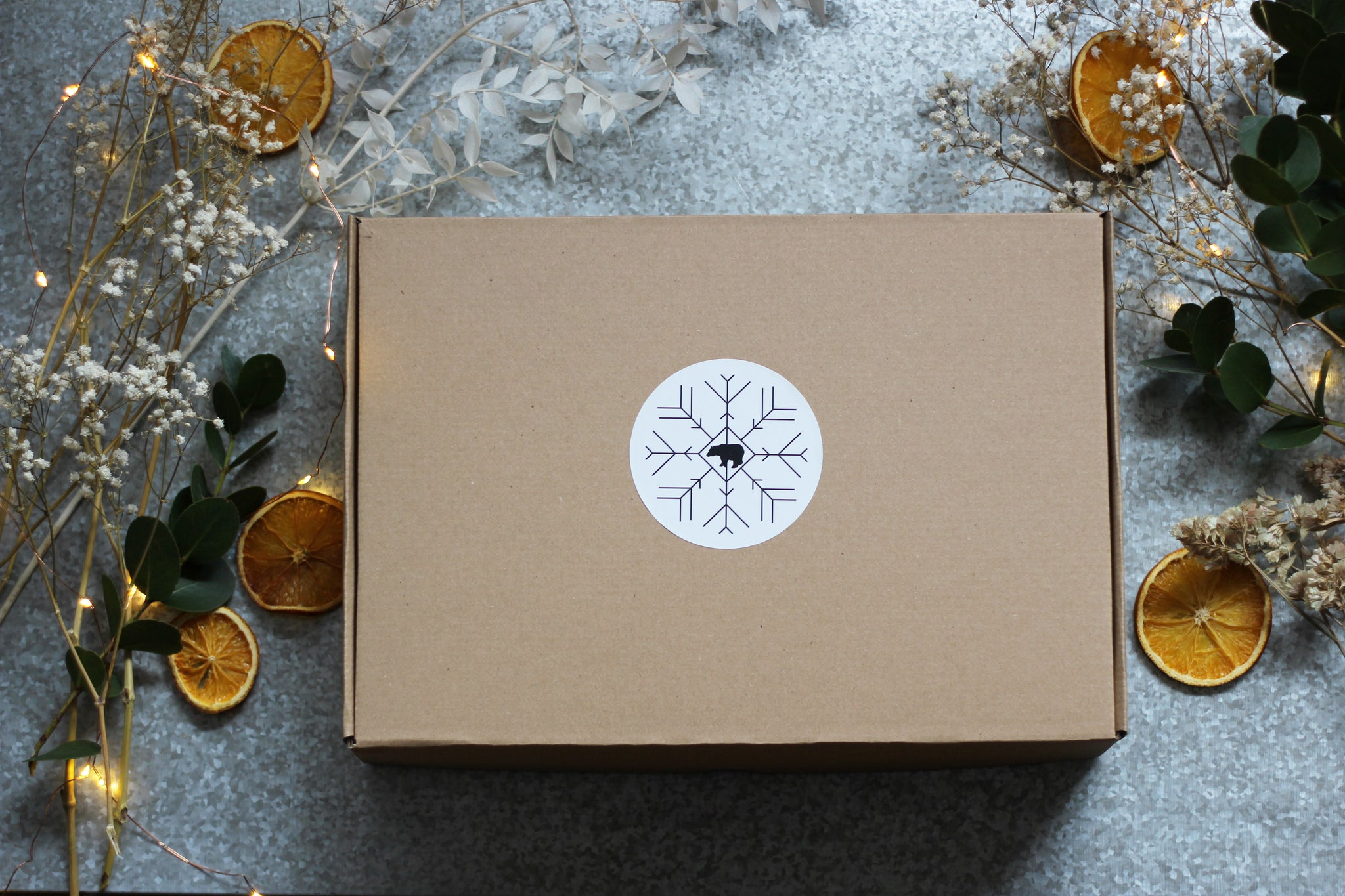 Lovely, Luxe + Irish Gift Box