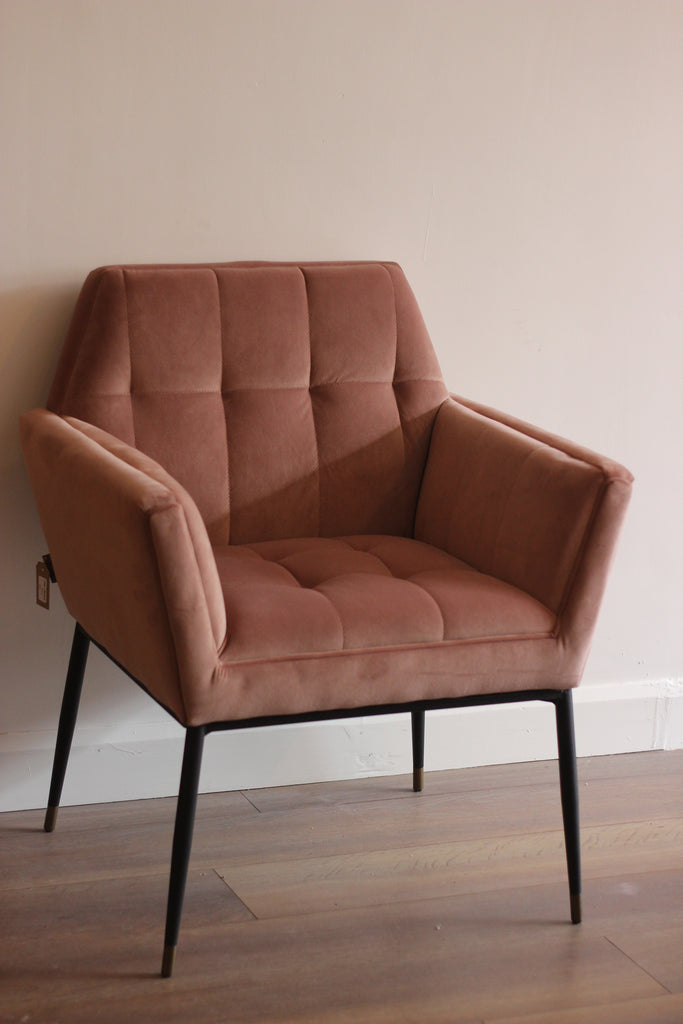 Kate Armchair in Velvet