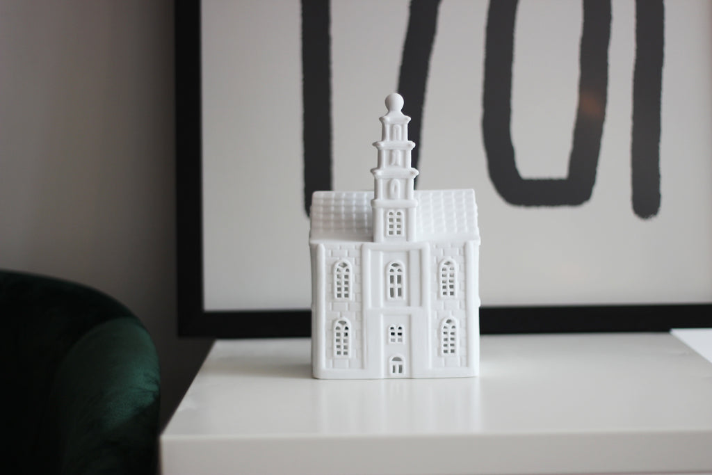 Church Tealight Holder