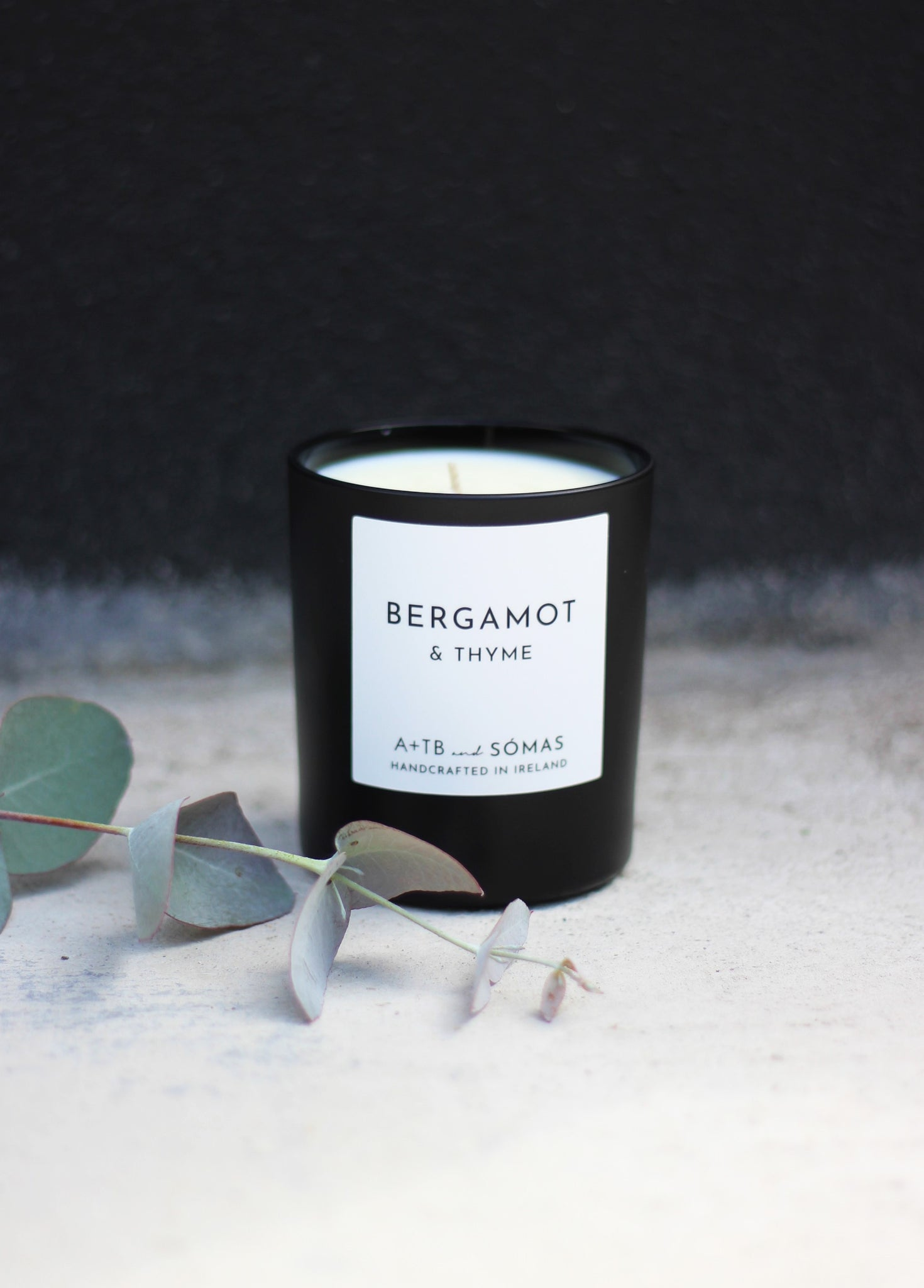 Bergamot + Thyme Candle - Exclusive