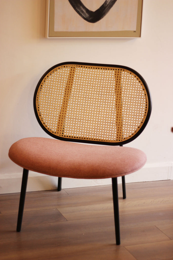 Spike Lounge Chair by Zuiver