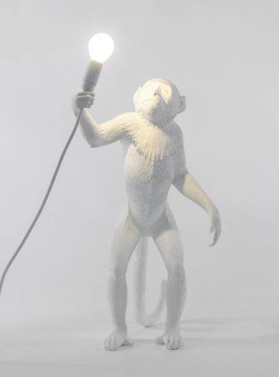Monkey Lamp by Seletti
