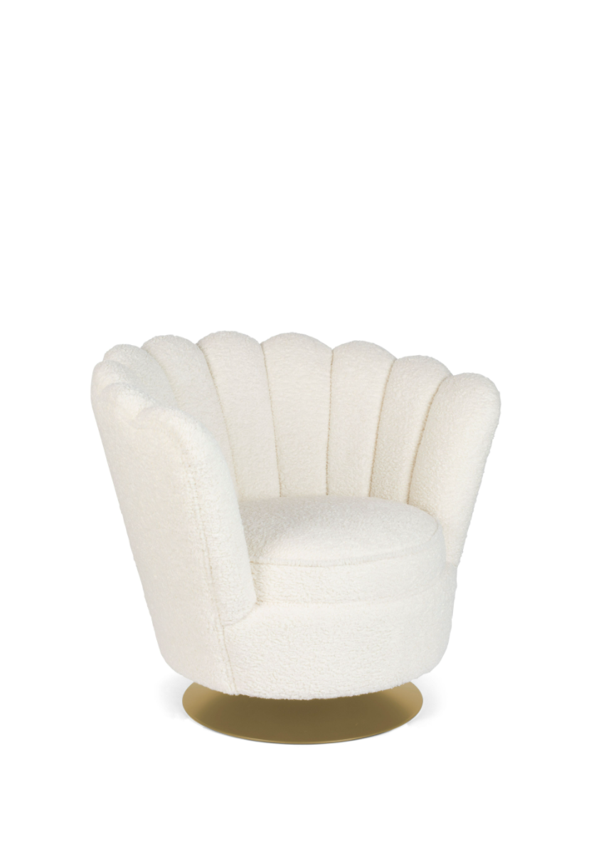 Mother of All Shells Lounge Chair