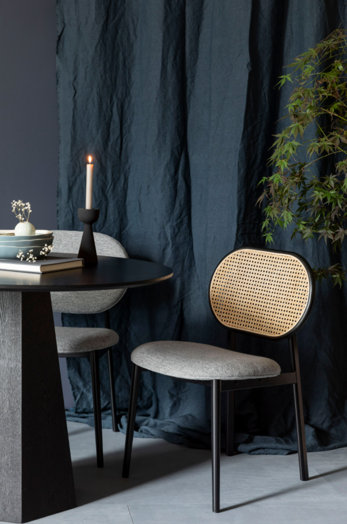 Spike Dining Chair by Zuiver