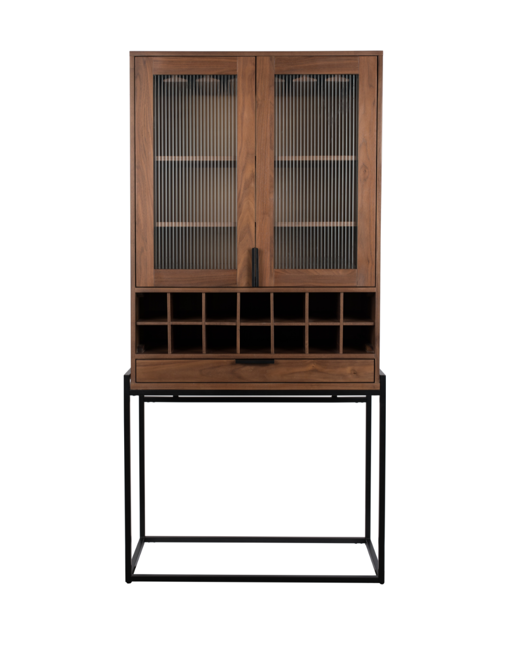 Travis Drinks/ Glasses Cabinet