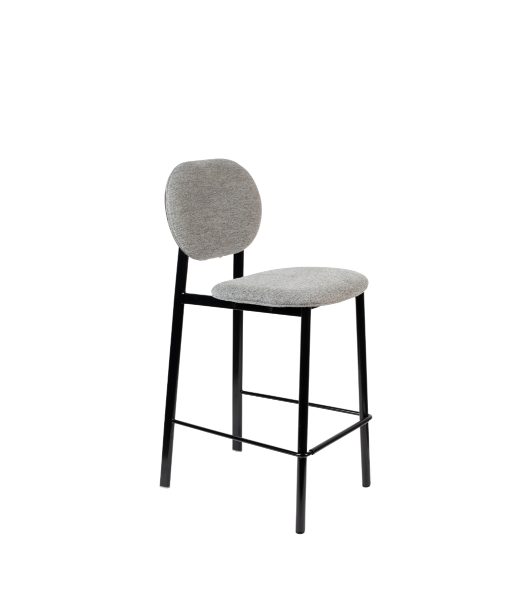 Spike Counter Stool by Zuiver
