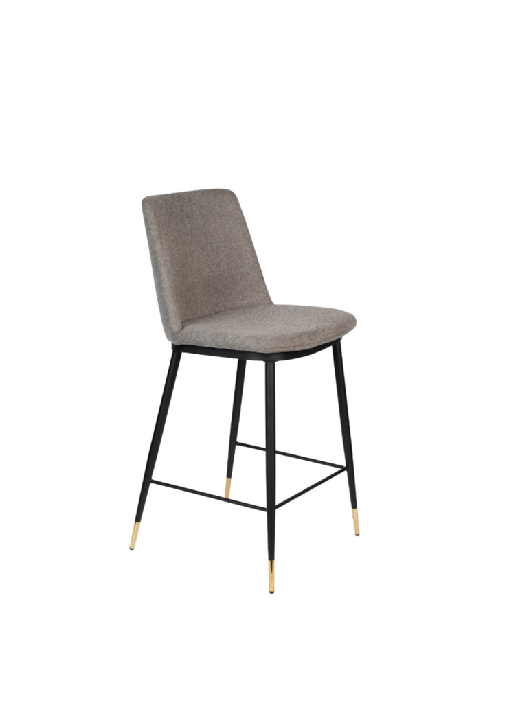 Upholstered Lionel Bar Stool