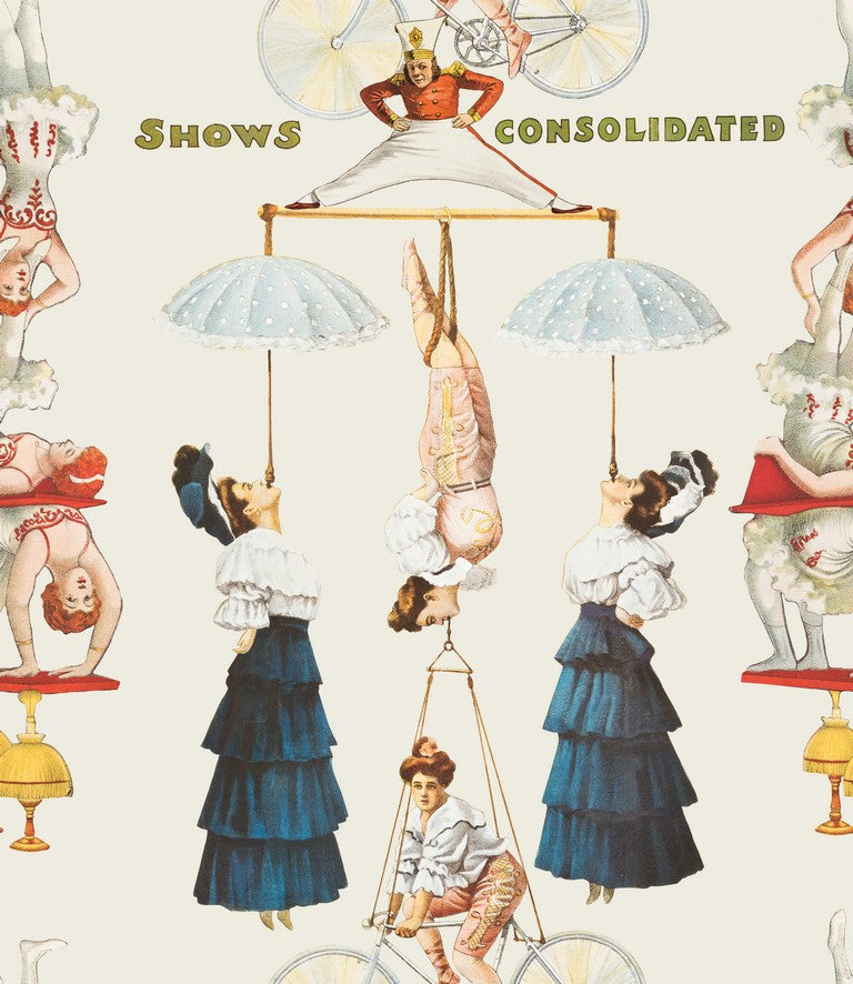 The Great Show Circus Wallpaper