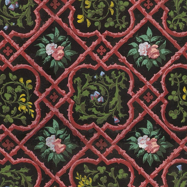 Latticework Wallpaper