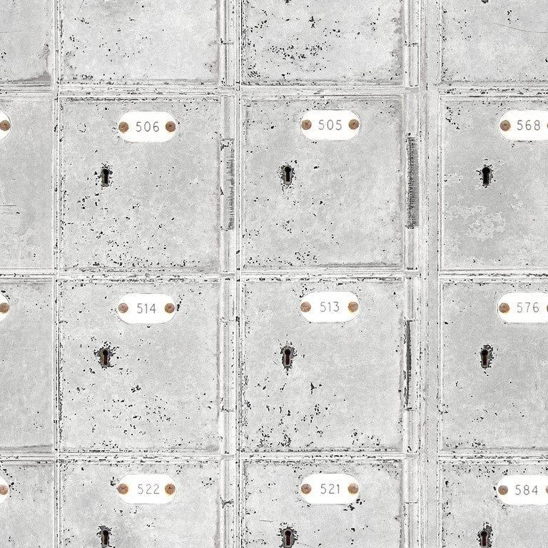 Industrial Locker Wallpaper