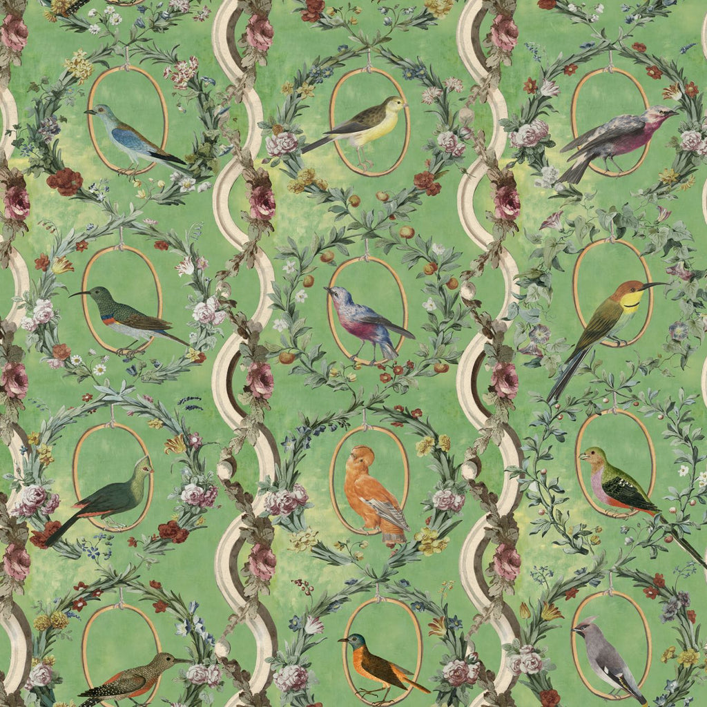 Countesse's Aviarium Wallpaper