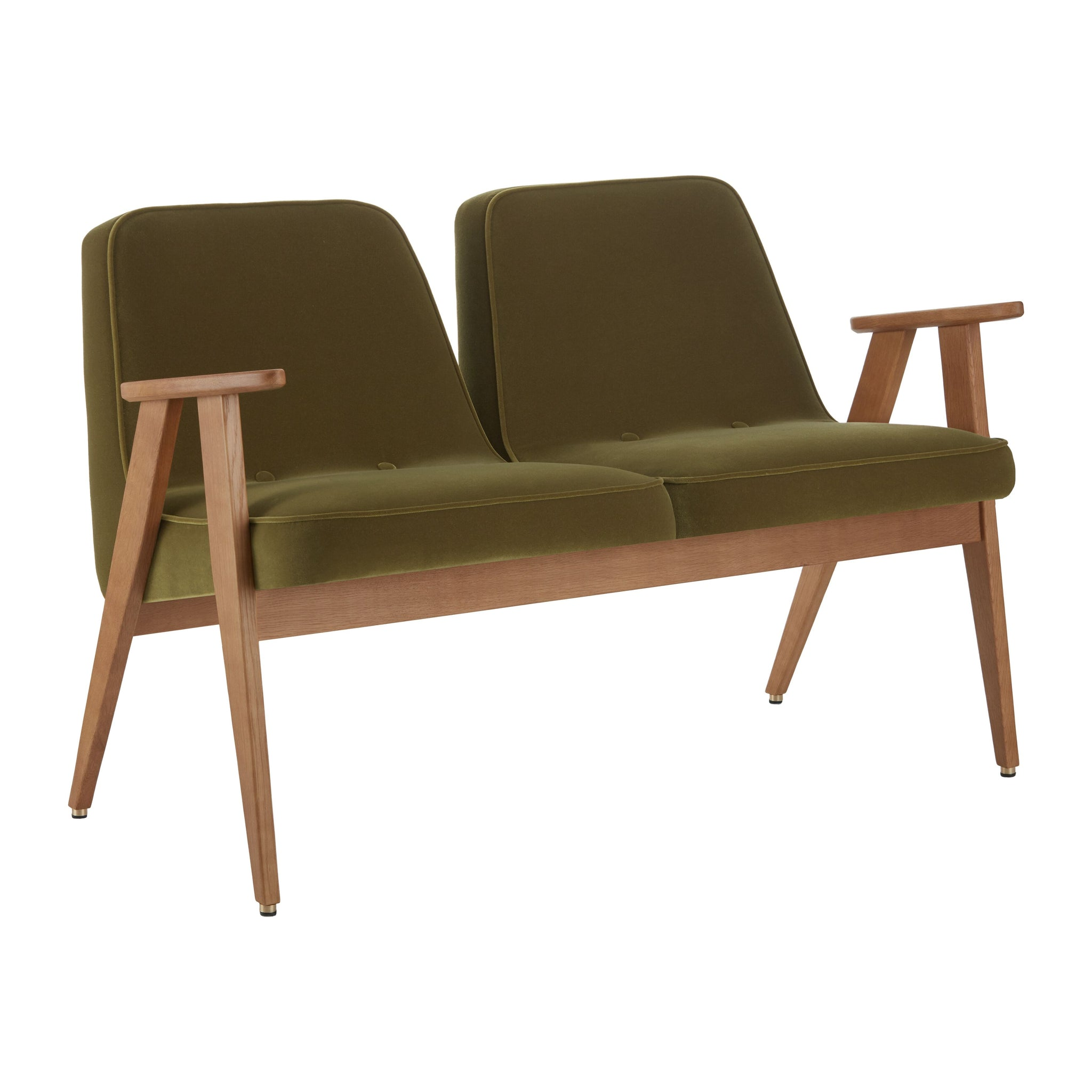 366 Series 2 Seater - Mid Century Design