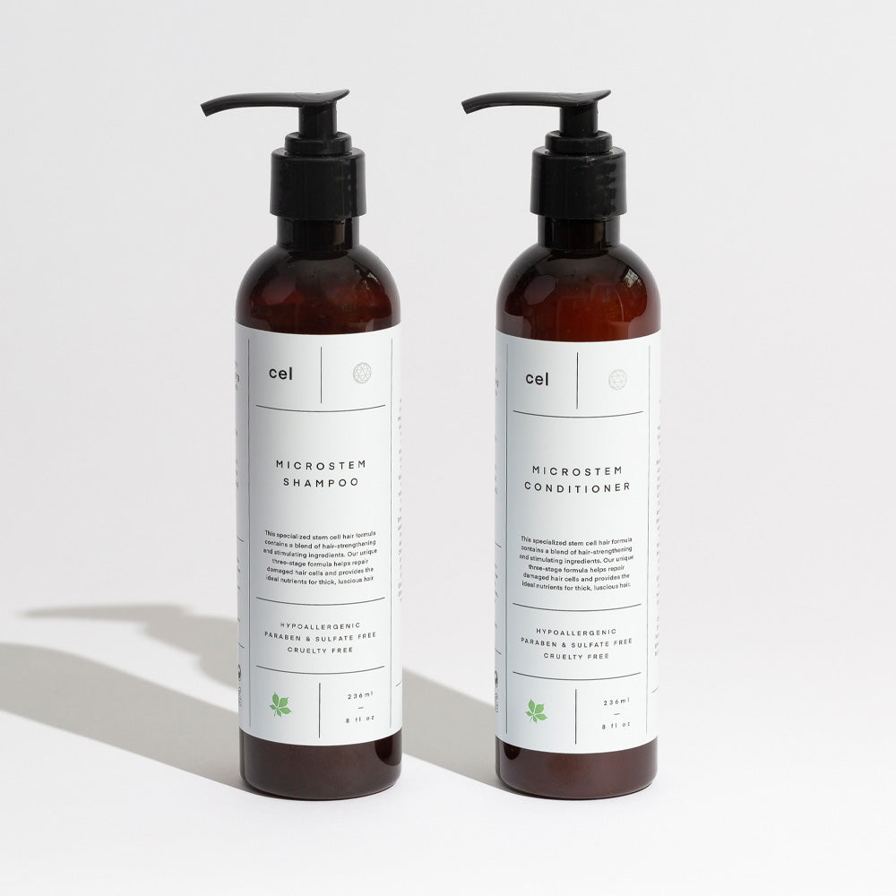 1x Shampoo and Conditioner Pack