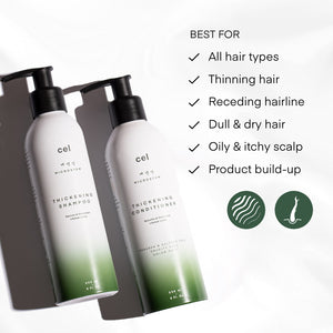 Stem Cell Shampoo & Conditioner