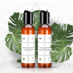Travel Sized Shampoo & Conditioner