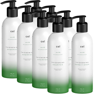 4x Shampoo and Conditioner Pack Upsell CMS