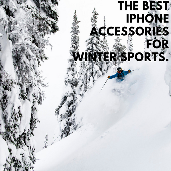 The Best iPhone Accessories for Winter | Skiing, Snowboarding, Hockey