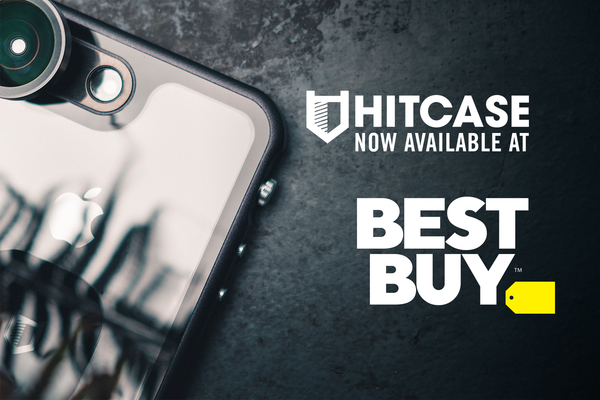 Big News! Hitcase Retail Store Launch with Best Buy USA