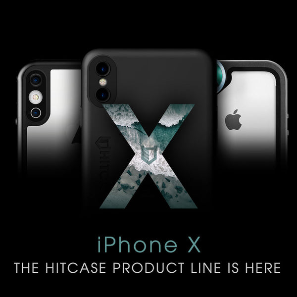 Hitcase For iPhone X Is Here