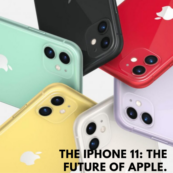 The iPhone 11: The Future of Apple and iPhone Photography