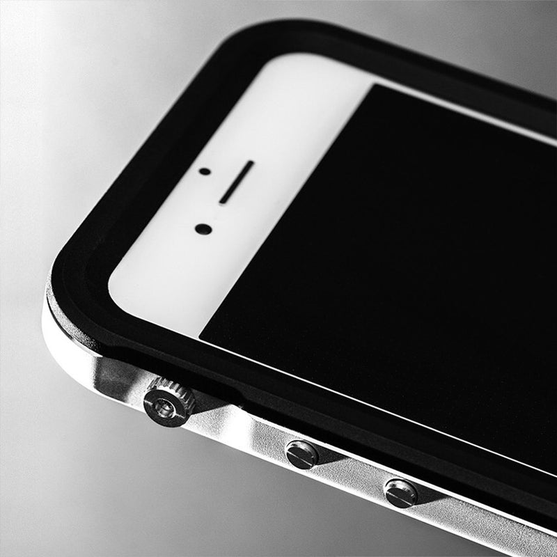 hitcase shield metal iphone case