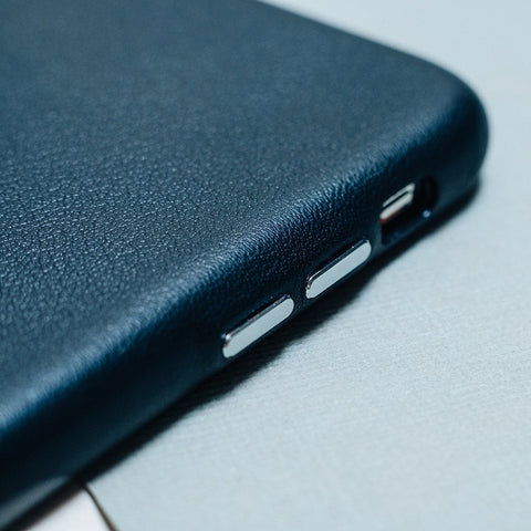 A luxury leather iPhone case -- the Ferra.