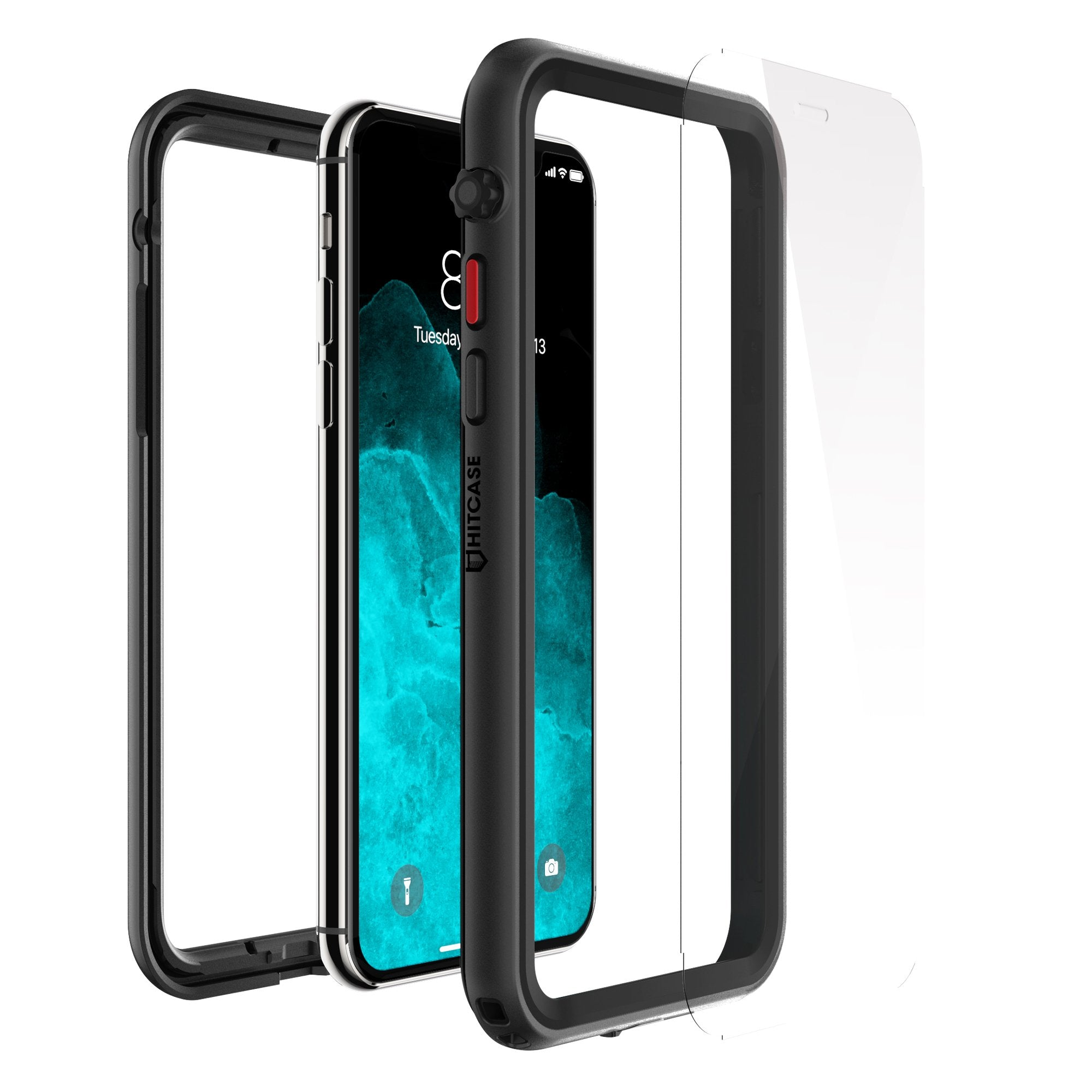 Hitcase PRO for iPhone X/Xs