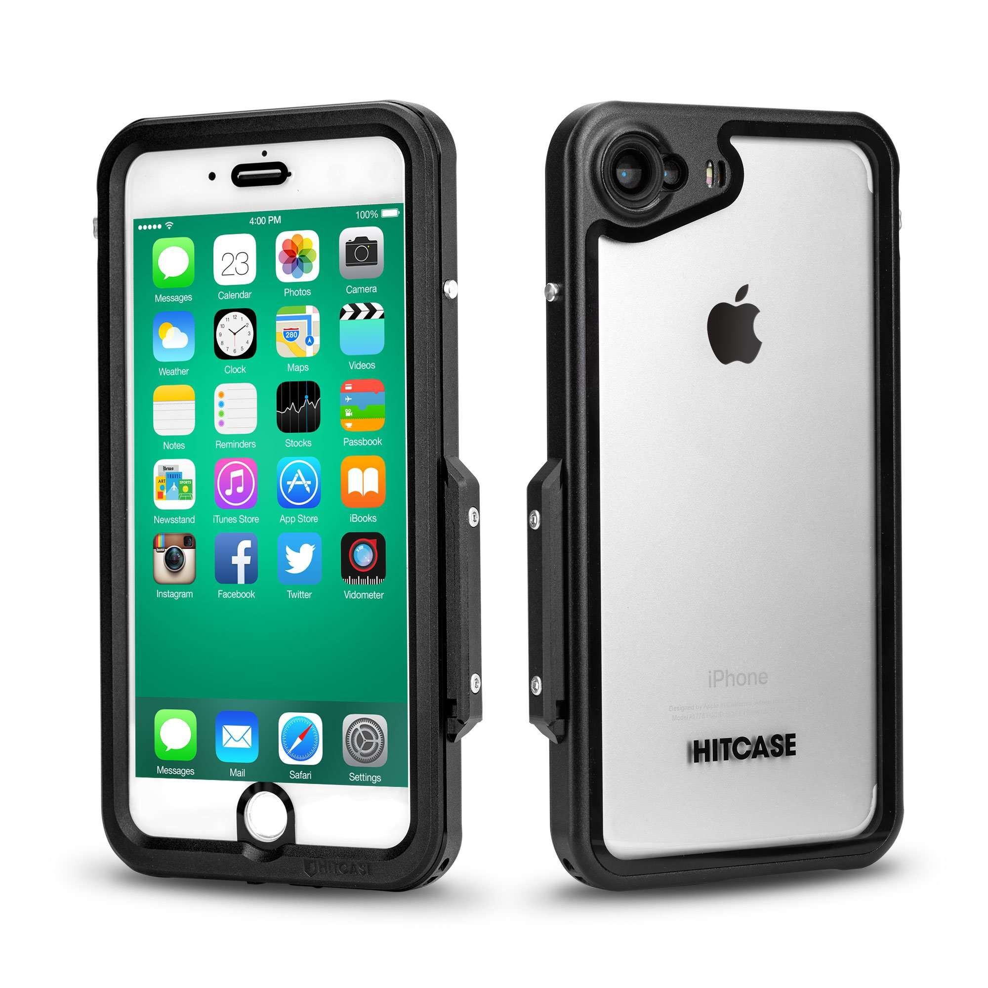 new concept 2adc3 92b9b Hitcase PRO for iPhone 7/8 Plus