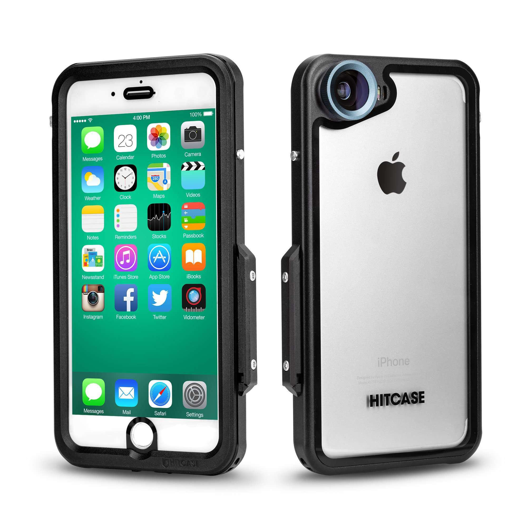new concept 09966 d66f9 Hitcase PRO for iPhone 7/8 Plus
