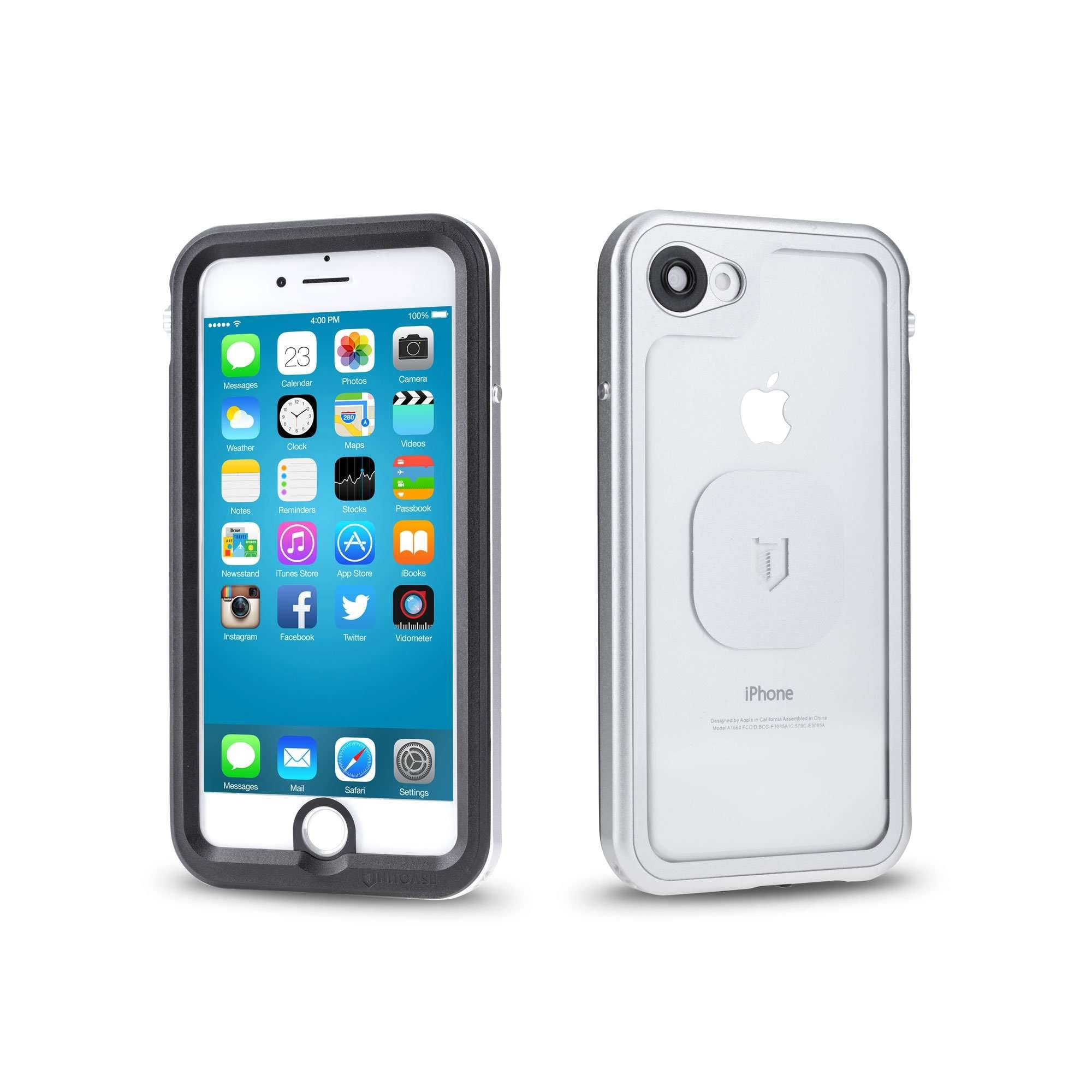 the latest 2fb4d 12324 Hitcase Shield LINK for iPhone 7/8