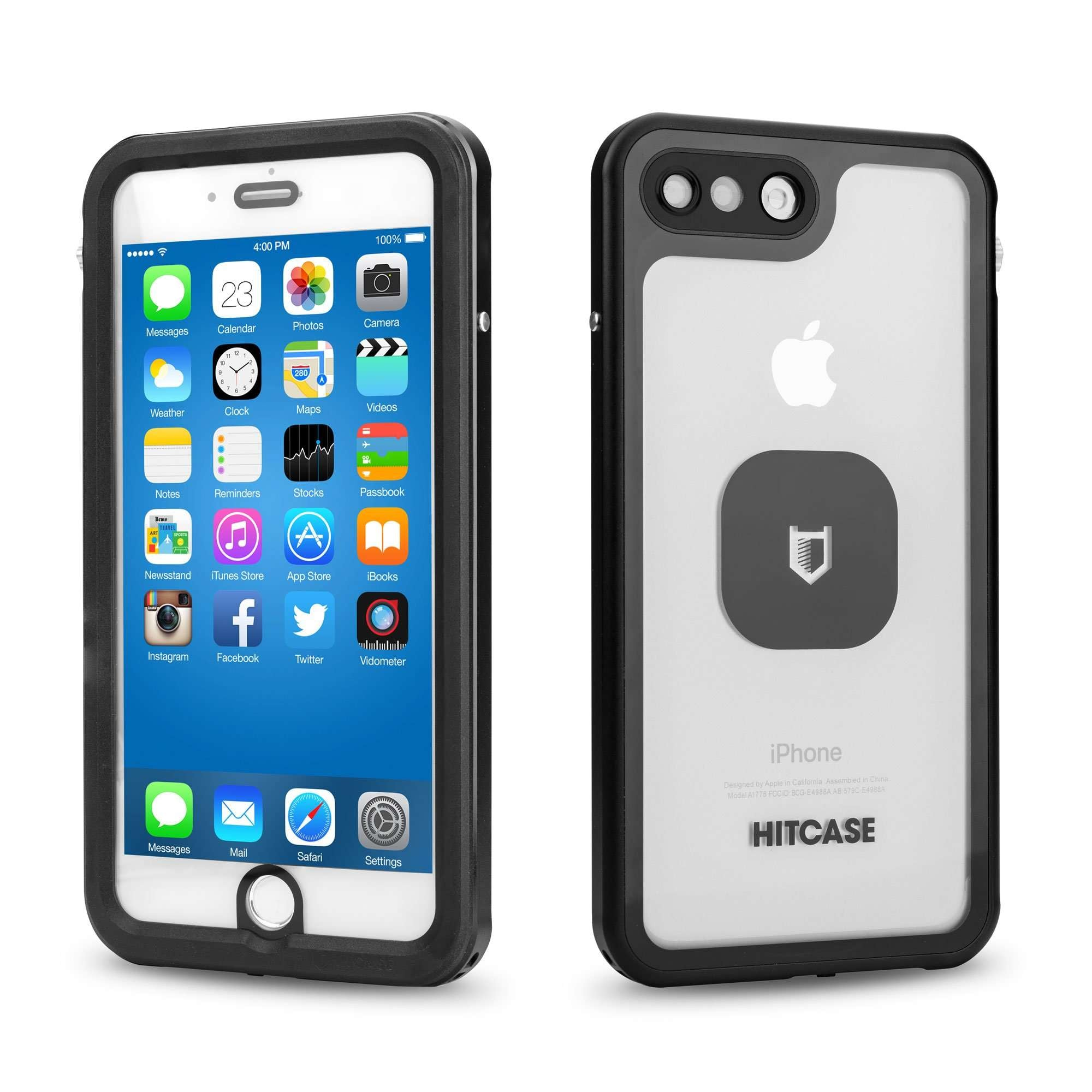 detailed look a9ec9 955b4 Hitcase Shield LINK for iPhone 7/8 Plus