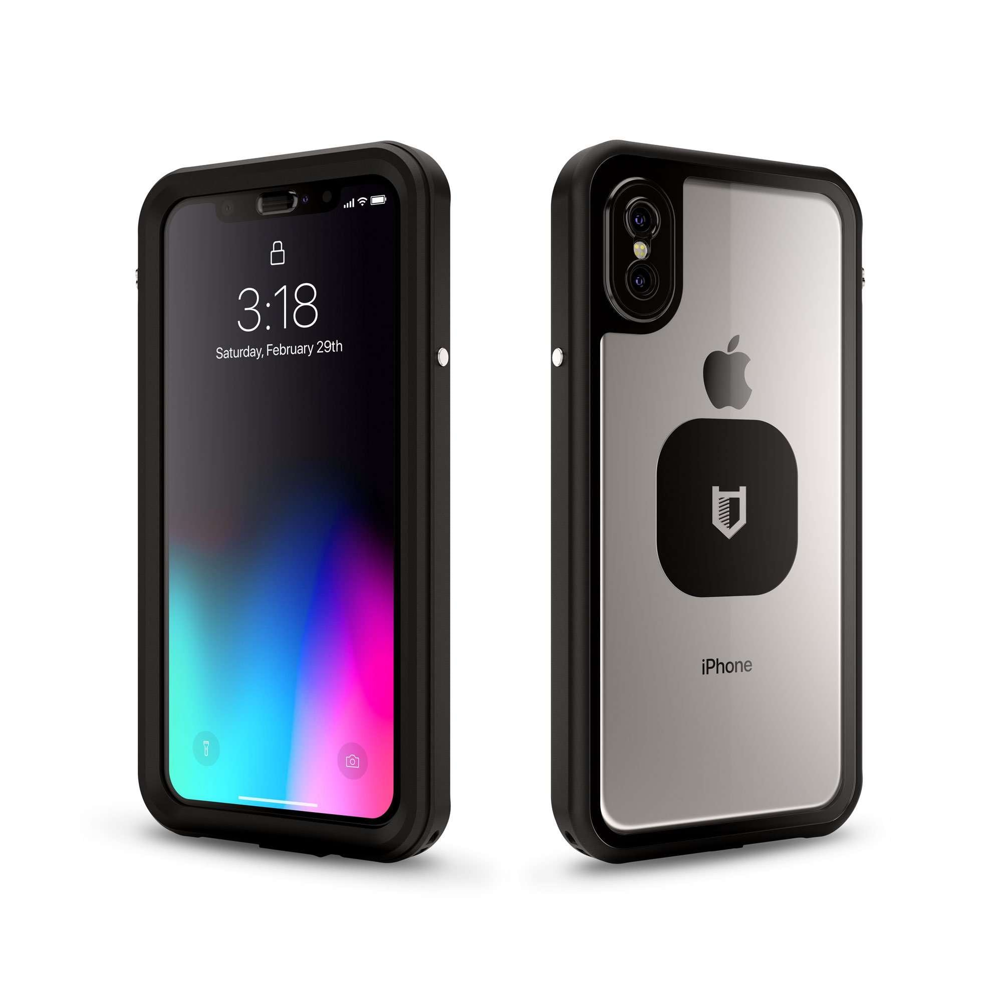 new product 0ab26 6b78b Waterproof iPhone Xs Photography Cases - Hitcase