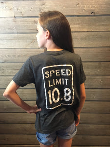 Youth Speed Limit Shirt