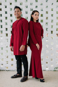 #AYLEBARAN2019 Adult RED KURTA Sets