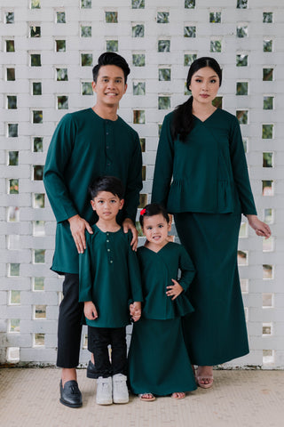 #AYLEBARAN2019 Kids GREEN KURTA Sets
