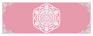 #AYCHINA Xiamen Shawl in Pink