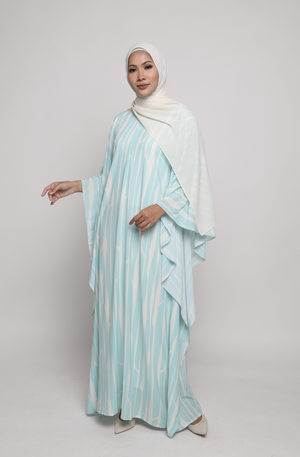 REKA Kaftan Jiwa in Mint
