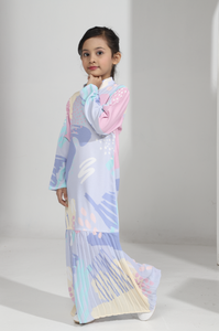 AYLEBARAN 2021 Kids Oriental Dress in Mama Carrie
