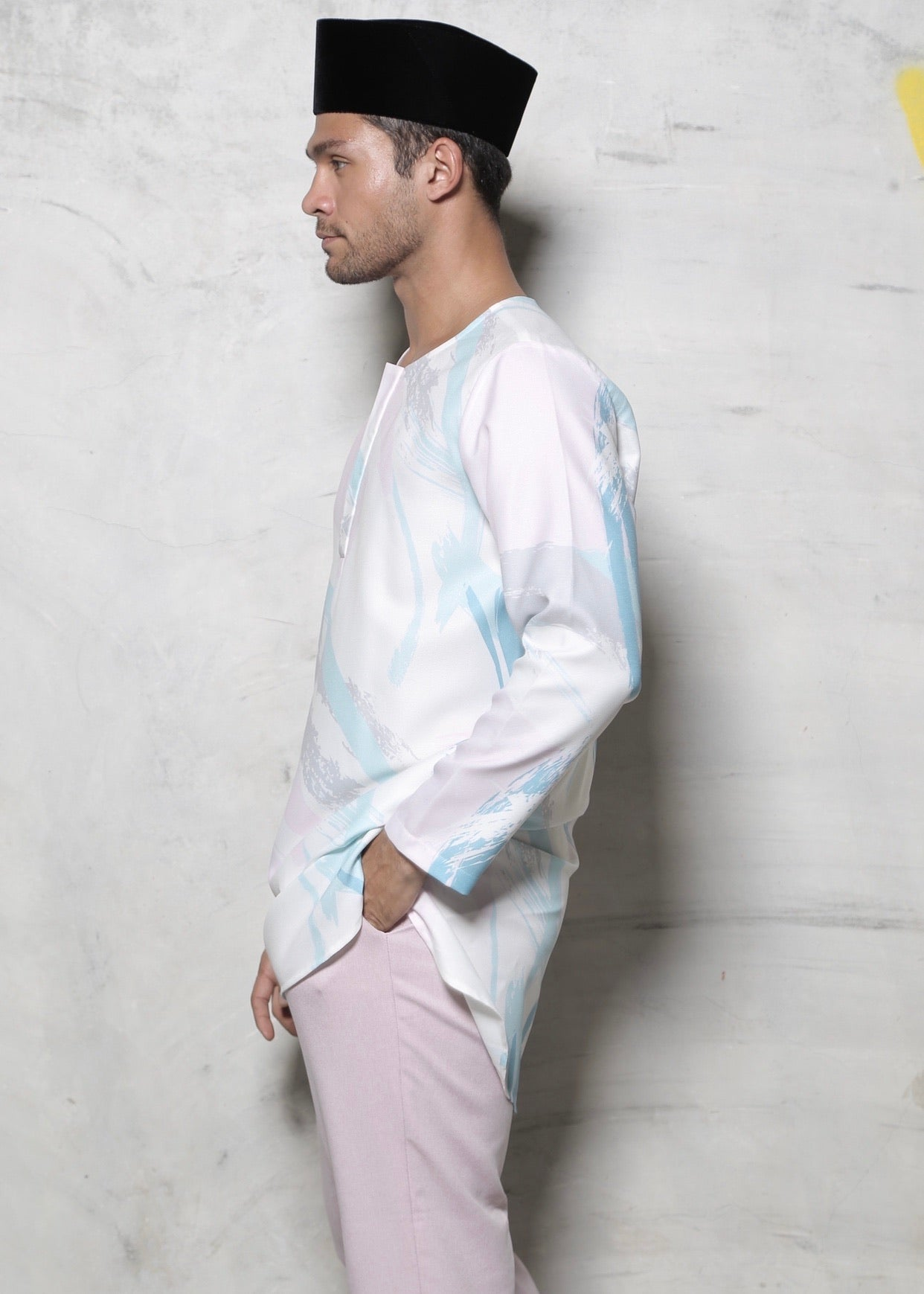 #AYLEBARAN2020 Men's Kurta in Lilac