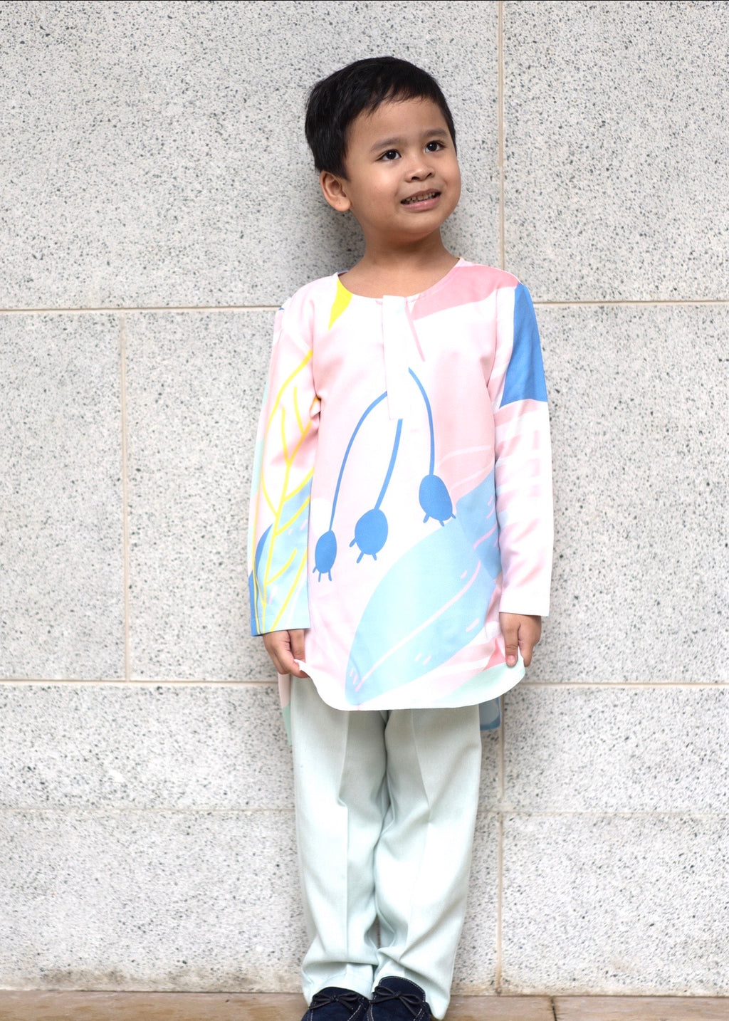 #AYLEBARAN2020 Kids Kurta in Mint